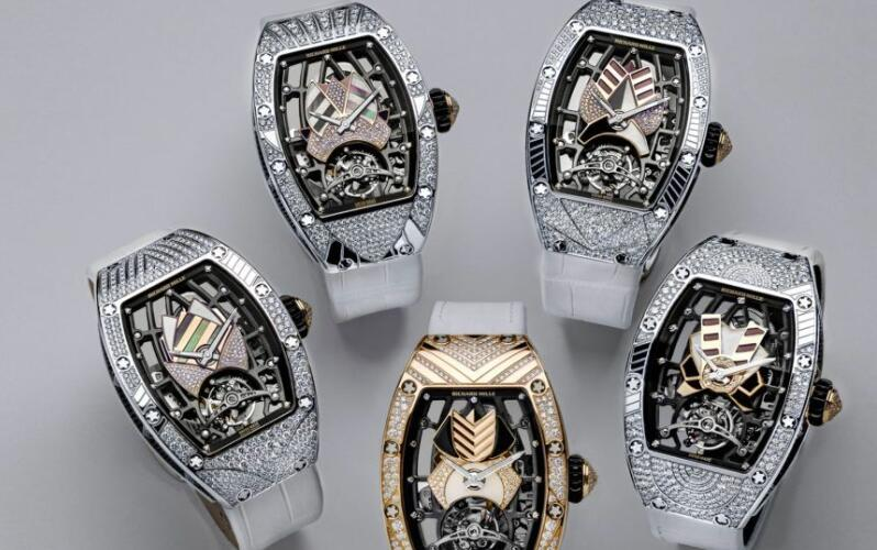 Richard Mille RM 71-02 Automatic Winding Tourbillon Talisman